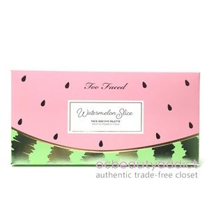 Too Faced Watermelon Slice Face + Eye Palette